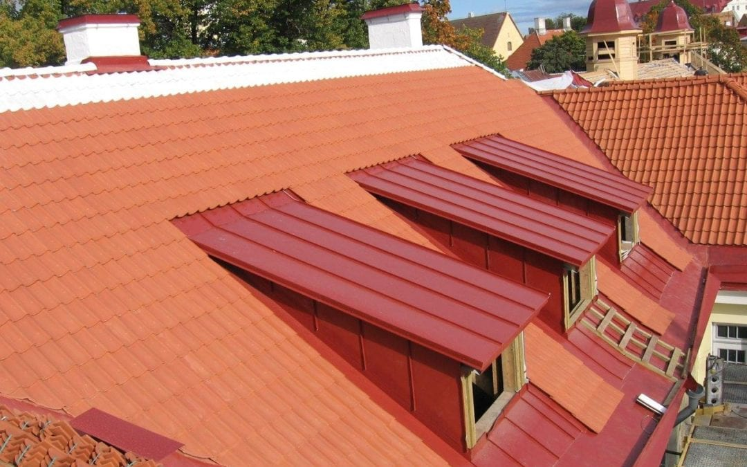 Kui palju maksab uus katus koos paigaldusega?